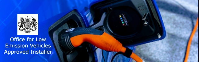 Office for Low Emission Vehicles Approved Installer